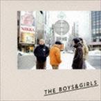 THE BOYS & GIRLS/バックグラウンドミュージック(CD)