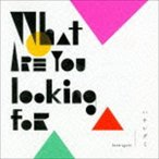 ハナレグミ/What are you looking for(通常盤)(CD)