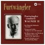 ヴィルヘルム・フルトヴェング.../ワーグナー:管弦楽曲集 第2集 トリスタンとイゾルデ 第1幕への前奏曲 他(ハイブリッドCD)(CD)