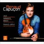 ルノー・カピュソン ヤルヴィ/パリ管弦楽団/ツィゴイネルワイゼン、ラロ:スペイン交響曲&ブルッフ:協奏曲(CD)