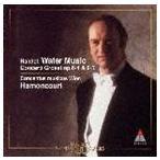 ヘンデル/ヘンデル: 水上の音楽 合奏協奏曲op.6-4&5(CD)