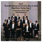 ニコラウス・アーノンクール/バッハ: ブランデンブルク協奏曲3・5・6番|管弦楽組曲第3番(CD)