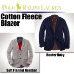 POLO RALPH LAUREN (ポロ ラルフローレン) Cotton Fleece Blazer (コットンフリースブレザー) テーラード ジャケット