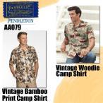 Pendleton(ペンドルトン) Vintage Camp Shirt(ヴィンテージ キャップ シャツ) プリント シャツ