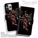 手帳型iPhoneケースsupreme/STUSSY/basketballcollection/NBA/ダンク/ブルズ/space/bugs