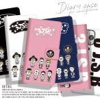 送料無料 手帳型スマートフォンケース iPhone6 Plus iPhone 5s 3代目 三代目 3jsb Brothers イラスト ランニングマン