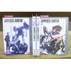 VIPER'SCREED ヴァイパーズクリード 全4巻 DVD レンタル版 レンタル落ち 中古 リユース 全巻 全巻セット