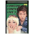 COWCOW CONTE LIVE コントライブ 3 DVD レンタル版 レ