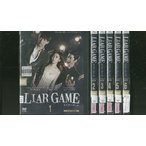ライアーゲーム ノーカット完全版 全6巻 DVD レンタル版 レンタル落ち 中古 リユース 全巻 全巻セット