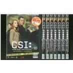 CSI 科学捜査班 シーズン10 全8巻 DVD レンタル版 レンタル落ち 中古 リユース 全巻 全巻セット
