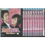 熱血商売人 全10巻 DVD レンタル版 レンタル落ち 中古 リユース 全巻 全巻セット