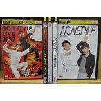 DVD NON STYLE TALK 2011 NON STYLEにて NON STYLE LIVE 2009 他 計5本セット レンタル落ち ZM549