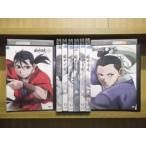 DVD 獣神演武 1〜8巻(未完) レンタル版 ZQ216