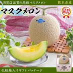 マスクメロン 1玉1.4kg・贈答用「果物の王様」百貨店品質の高級品・ギフト・送料無料 110411