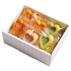 法人ギフト 洋の焼き菓子 おいしい 詰め合わせ お中元 御中元 お手土産 お年賀 |パティスリーポタジエ 野菜のココロ 6個 PTBH-6