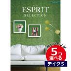 5つ選べる カタログギフト 高額 出産内祝い エスプリ |エスプリ ジューシー 5つもらえる テイクファイブ ESPRIT013FV