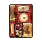 法人ギフト クッキー詰め合わせ お中元 御中元 お手土産 お年賀 |赤い帽子 パープル 16392