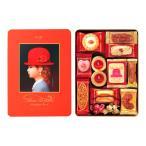 法人ギフト クッキー詰め合わせ お中元 御中元 お手土産 お年賀 |赤い帽子 オレンジ 16414