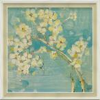 壁掛け飾り 絵画 お祝い 記念品 おしゃれ かわいい |ケリー デイ 「ライブ ターコイズ」 KD-20011