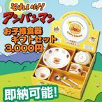 出産祝い 出産祝 アンパンマン ベビー食器セット お子様食器ギフトセットM 日本製  アンパンマン 食器セット ベビー キッズ