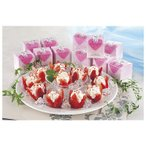 ( 産地直送 冷凍 ) 花いちごのアイス 産直 グルメ 内祝い 御礼 手土産