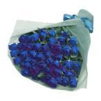 ( フラワーギフト ) バラの花束 / 100本 / 青 お祝い 記念日 生花 プレゼント 薔薇 ばら