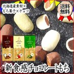 送料無料 北海道 北海道の素材仕様 チョコレートもち 不思議食感 新感覚 スイーツ デザート お取り寄せ 記念日 きびだんご きなこもち ミルクもち