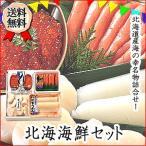 送料無料 北海道 北海海鮮セットB お取り寄せ 記念日 お刺身 海鮮丼 海の幸 魚卵