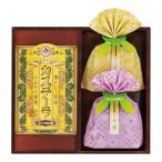 内祝 お返し 御祝 プレゼント 長崎製法カステーラ・緑茶詰合せ 【送料TYPE-A】