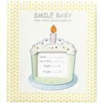 ショッピングメッセージカード無料 出産祝専用 カタログギフト ベビーカタログ Smile Baby ケーキ  ≪包装・のし・メッセージカード無料≫ 送料TYPE-A