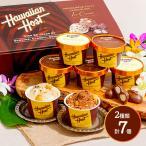 アイス お中元 ギフト 御中元 ハワイアンホースト マカデミアナッツチョコアイス 2種類 計7個 詰め合わせ スイーツ 洋菓子 お取り寄せ 送料無料 IW1000013545