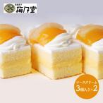 送料無料長崎 明治27年創業 梅月堂 シースクリーム 3個入り×2 SK1517 ケーキ お取り寄せ 特産 手土産 プレゼント お祝い 御歳暮 お歳暮 詰め合せ おすすめ