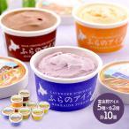 ギフト 北海道 富良野アイスクリーム 5種 計10個 バニラ ラベンダー チーズ チョコ メロン 洋菓子 スイーツ お取り寄せ SK1824 送料無料 高級 バレンタイン