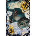 ●ダイゴー S3726  3Dポストカード アリス・イン・ワンダーランド/時間の旅 チェシャ猫 【SALE】