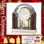 父の日 プレゼント ギフト 花 置き時計 2021 カード 置き時計 セイコー 電波置時計