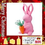 父の日 プレゼント ギフト 花 クリップケース 2021 カード クリップケース デスクバニーシザーズ&クリップホルダー ピンク