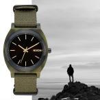 [日本未入荷] ニクソン NIXON THE TIME TELLER タイムテラーアセテート NATOベルト カモ 腕時計 メンズ レディース A3272619 A327-2619