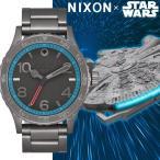 NIXON/ニクソン THE 46 STAR WARS ミレニアム・ファルコン スターウォーズ メンズ レディース starwars 時計 A916SW-2385