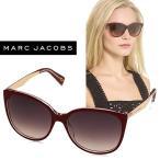 Marc Jacobs MARC203/S 0LHF HA バーガンディレッド キャットアイ レディース マークジェイコブス サングラス marc203-0lhf-ha