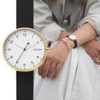 【大人のおしゃれ手帖 2017年6月号 掲載】SKAGEN[スカーゲン] SIGNATUR シグネチャー ホワイト・ゴールド・ブラック レザー アナログ レディース 腕時計 skw2626
