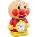 ショッピングアンパンマン ★送料無料★    リズム時計 アンパンマン おしゃべり目覚まし時計 4SE552−M