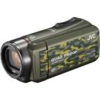VICTOR(ビクター) GZ-RX600-G SD対応 64GBメモリー内蔵 防水・防塵・耐衝撃フルハイビジョンビデオカメラ(カモフラージュ)