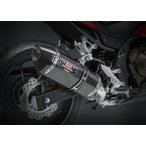 USヨシムラ Honda CBR500R/CB500F/CBR400R/CB400F 2016 Signature R-77 スリップオン カーボン 12551E0220