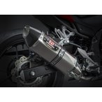 USヨシムラ Honda CBR500R/CB500F/CBR400R/CB400F 2016 Signature R-77 スリップオン ステンレス 12551E0520