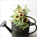 フェイクグリーン セット 人工観葉植物 おしゃれ インテリア かわいい 造花 フェイクグリーンアレンジ ブーケB