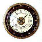 壁掛け時計 掛け時計 掛時計 壁掛時計 おしゃれ アンティーク レトロ クラシック ヨーロピアン 北欧 カフェ アジアン ラウンド ウォールクロック メタルB