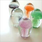 クラゲ くらげ オブジェ インテリア 置物 ペーパーウェイト ペーパーウエイト おしゃれ ガラス かわいい 卓上 デザイン ガラスのジェリーフィッシュ 5カラー