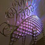 イルミネーション トナカイ クリスマス LEDライト 電飾 置物 鹿 イルミネーショントナカイ B