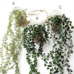 フェイクグリーン CT触媒 消臭 壁掛け 天井 壁 吊り下げ 玄関 人工観葉植物 トイレ キッチン おしゃれ ディスプレイ CT触媒付ハンギンググリーン3タイプ