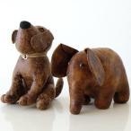 ドアストッパー ぬいぐるみ 室内 布製 おしゃれ かわいい いぬ イヌ 犬 ぞう ゾウ 象 デザイン オブジェ 戸当たり ソフトなドアストッパーA 2タイプ